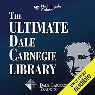 Page de couverture de The Ultimate Dale Carnegie Library