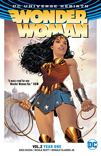 Wonder Woman, Vol. 2