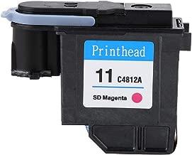 Eboxer Cabezal de Impresión para HP Officejet 9110/9120/9130,Pro k850 / 850dn, Designjet 500ps, Designjet Copiadora cc800ps para HP 500 510 800 Series(Rojo)