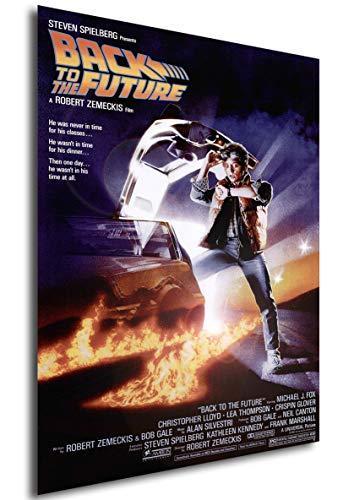 Instabuy Poster Ritorno al Futuro - Parte I Locandina - Formato (42x30 cm)