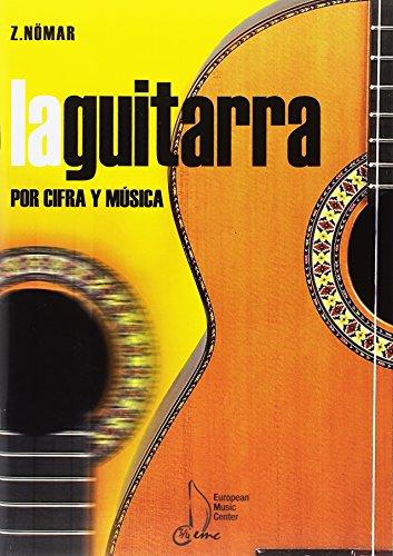 La guitarra por cifra y música