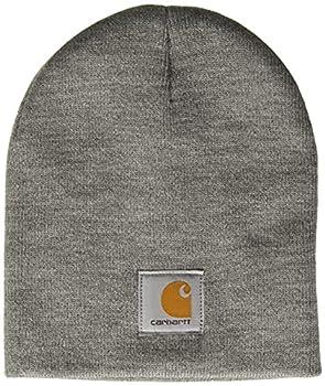 Carhartt Men s Knit Beanie Heather Grey One Size