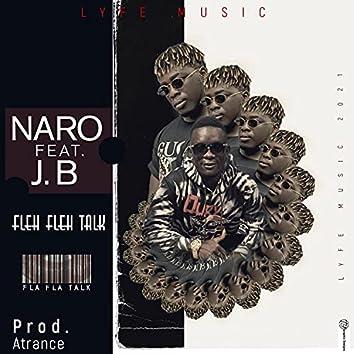 Fle Fle talk (feat. Jb ( Soul fresh))