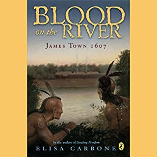 Blood on the River cover art