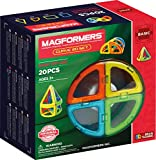 Magformers Juego de construcción Curvada, Multicolor (701010)