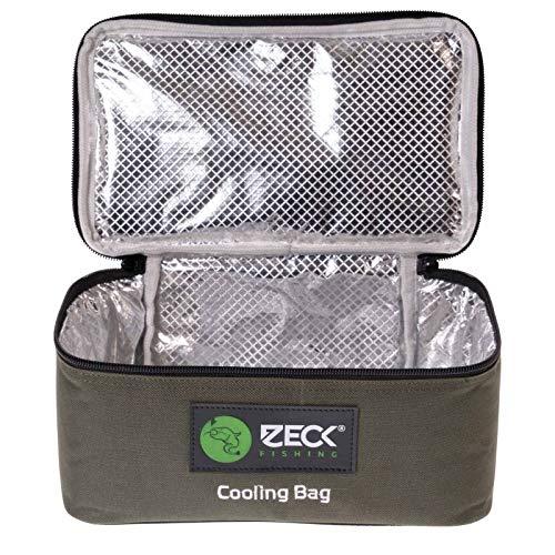 Zeck Cooling Bag 27x15x12cm - Ködertasche für Welsköder zum Wallerangeln, Kühltasche für Tauwürmer & Köderfische zum Welsangeln