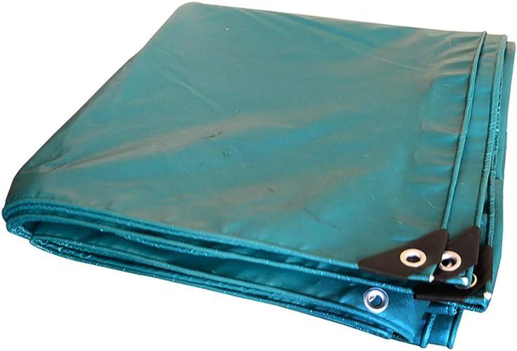 AJZXHE La bache épaisse extérieure, Parasol extérieur de bache de bache de Camion étanche à la poussière Anti-oxydation Anti-corrosif Anti-corrosif -Tente