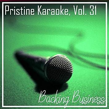 Pristine Karaoke, Vol. 31
