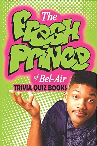Fresh Prince of Bel-Air Trivia Quiz Books