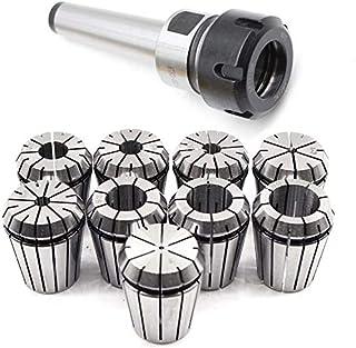 DZF697 MTA2 MTA3 MTA4 MTB2 MTB3 MTB4 ER16 ER20 ER25 ER32 Morse Porte-Outil + 9pcs Conique Printemps Collets for Les Outils...