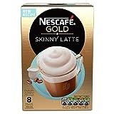 Original Nescafe Skinny Latte Original Nescafe Gold Skinny Latte Coffee Sachets Imported From The UK England The Best Of British Coffee