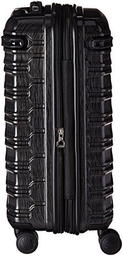 Samsonite Stryde Hardside Glider Luggage, Charcoal, Carry-On 20-Inch