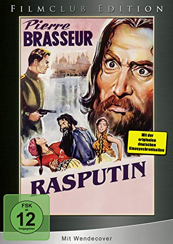 Rasputin - Limitiert auf 1200 Stück - Filmclub Edition # 76