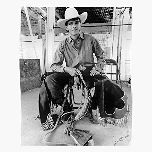 Oklahoma Texas Cowboy Lane Rodeo Frost - Cowboy- The Best and Newest Poster for Wall Art Home Decor Room I ! ! Customize