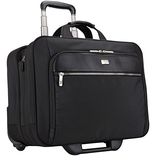 Case Logic CLRS-117BLACK 17' Laptop Rolling Case
