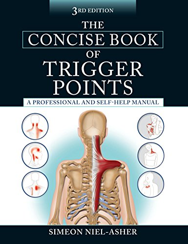 The Concise Book of Trigger Points, Third Edition: A Professional and Self-Help Manual (English Edition)
