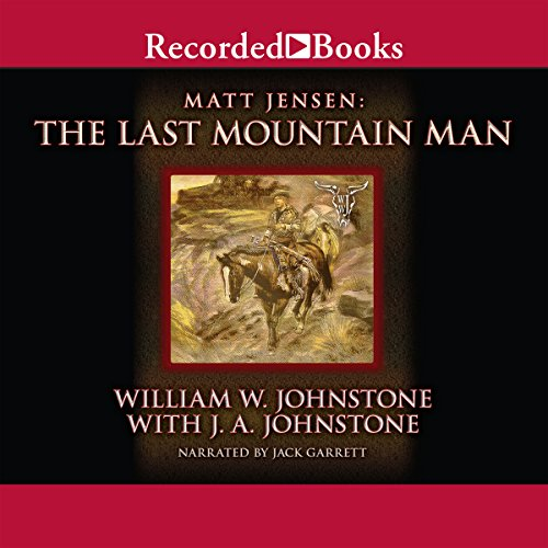The Last Mountain Man  cover art