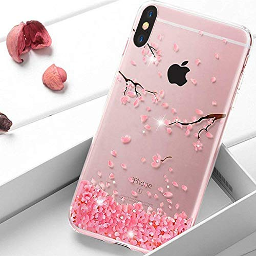 Huawei Custodia Custodia IPhone 6 Fiore Cherry Tree Hard PC