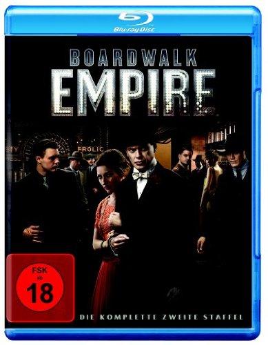 Boardwalk Empire - Die komplette zweite Staffel [Blu-ray]