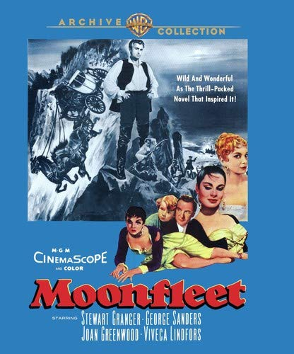 Moonfleet [Blu-ray]