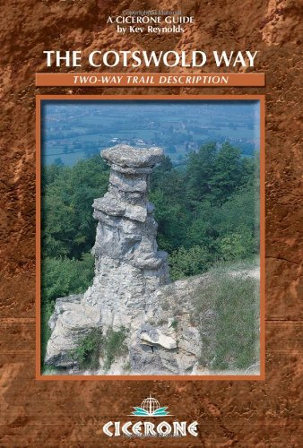 The Cotswold Way: Two-way National Trail Description: Two-way National Trail Route Description (Cicerone Guides)