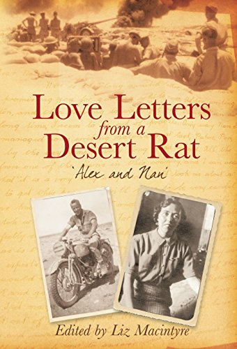 Love Letters from a Desert Rat: 'Alex and Nan' (English Edition)