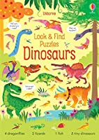 Look and Find Puzzles: Dinosaurs (Look and Find Puzzles: Dinosaurs Series: Look and Find Puzzles)