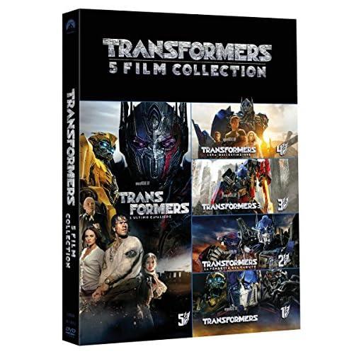 Transformers Collezione (Box 5 Dvd)