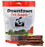 Downtown Pet Supply 6 Inch American Bully Sticks for Dogs Made in USA - Odorless Dog Denta...