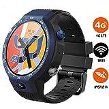 Montre ConnectéE Bracelet Smartwatch Sport PodomèTre Femme Homme De 4G Smart Dual...
