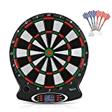 Best Electronic Dart Boards - Soft Tip Darts and Dart Board Set, Safety Review