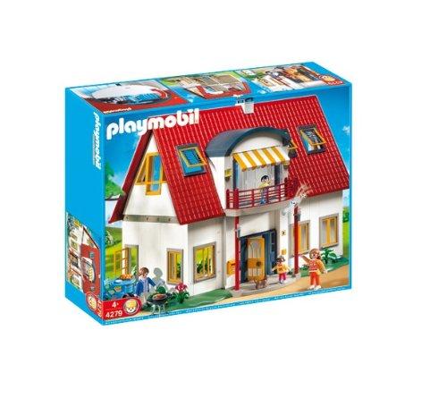 PLAYMOBIL - Casa Moderna, Set de Juego (4279)