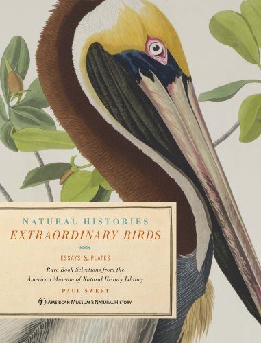 Extraordinary Birds: Essays and Plates of Rare Book Selections from the American Museum of Natural History Library (Natural Histories) Clamshell Box with B by Sweet, Paul (2013) Paperback