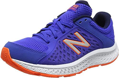 New Balance M420v4, Zapatillas de Running para Hombre, Azul (Blue), 44 EU