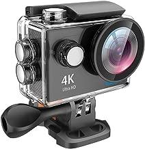 LICHUXIN H9R se Divierte la cámara de Alta definición Completa de 170 Grados tamaño pequeño Solamente 59.3 * 24.6 * 41.1mm Montar el Buceo de Surf Video del Coche