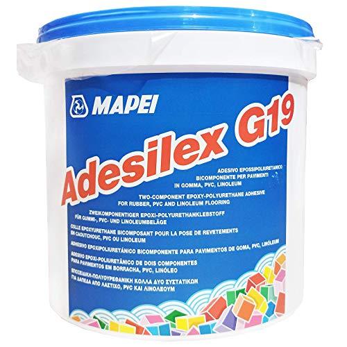 Mapei Adesilex G19 Rosso EPOXIDHARZ-POLYURETHANKLEBSTOFF 2K klebstoff 10 KG
