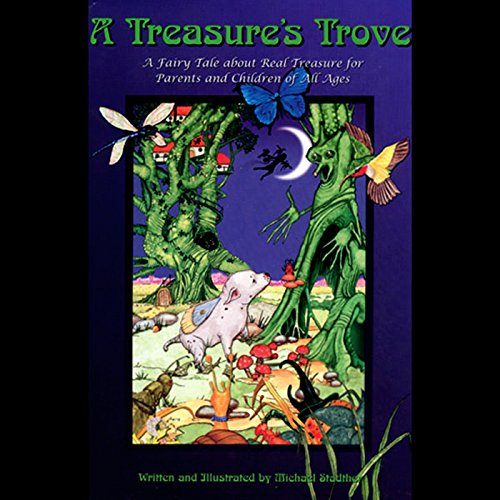 A Treasure's Trove audiobook cover art