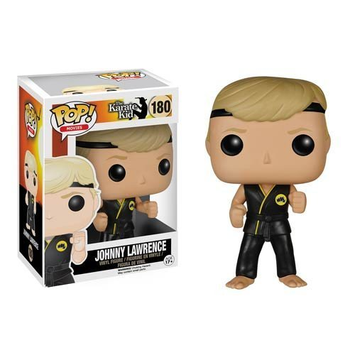 Karate Kid Johnny Lawrence Pop! Vinyl Figure by Karate Kid