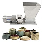 Molinillo de granos eléctrico 4L Molino triturador de cereales molienda ajustable para ce...
