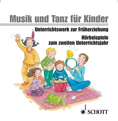 Musik und Tanz für Kinder 2 - Lehrer-CD-Box: 2 CDs. (Musik und Tanz für Kinder - Neuausgabe)