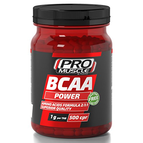PROMUSCLE BCAA POWER 500 CPR