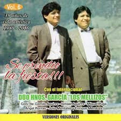 """Duo Hermanos Garcias """"Los Mellizos"""""""