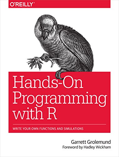 Hands-On Programming with R: Write Your Own Functions and Simulations (English Edition)