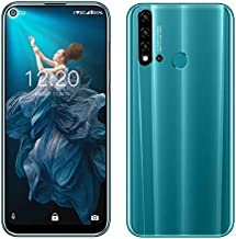 Điện thoại di động Android – Unlocked Cell Phones, 5iplus 3G Smartphones Unlocked, Android 9.0 3GB+32GB,6.35″ 19:9 Blind Hole Display MTK6763 Octa core 13MP+8MP 3800mAh Battery 3G Network Dual SIM Mobile Phone (Green)