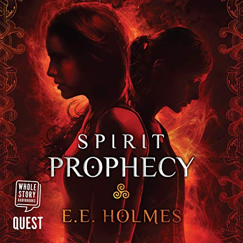 Spirit Prophecy audiobook cover art