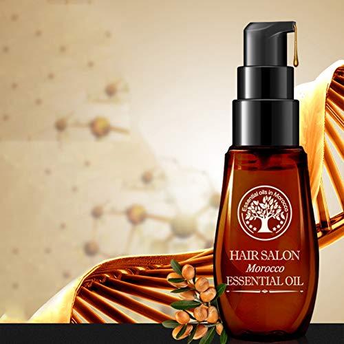Moroccan Oil Huile Pure d'Argan, le meilleur pour la peau, excellent avec l'huile essentielle, idéal pour la beauté, le massage, pour cheveux, peau, ongles, remède contre l'acné, vergetures