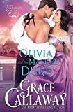 Olivia and the Masked Duke (Lady Charlotte's Society of Angels)