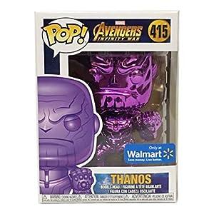 Funko Pop Thanos – Cromado Morado (Los Vengadores: Infinity War 415) Funko Pop Los Vengadores
