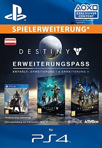Destiny Erweiterungspass [PSN Code für österreichisches Konto]