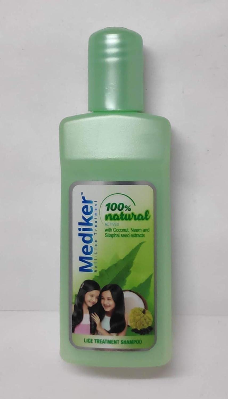 10 X Ranking TOP19 Mediker Anti Excellence Lice Remover Treatment Head P 50 - Shampoo Ml